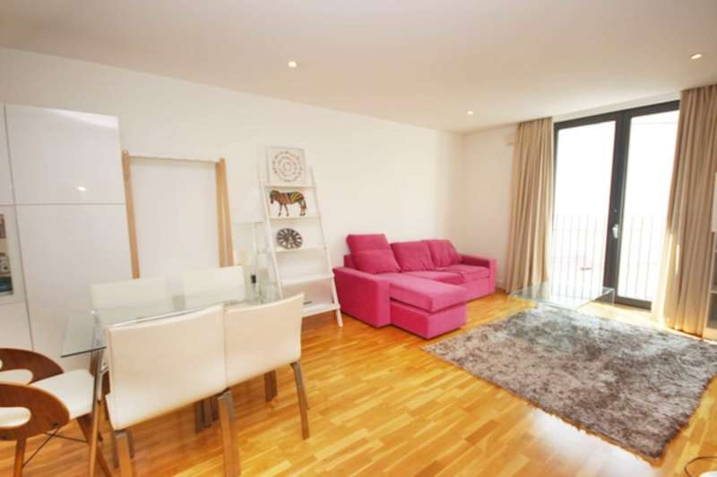 1 Bedroom Apartment Flat for sale in The Hub, Picadilly Place