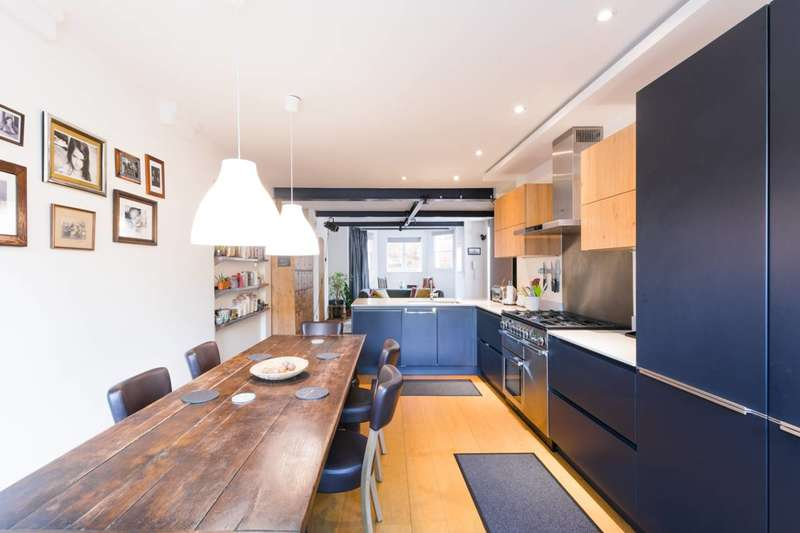 5 Bedrooms House for sale in Woodland Rise, Muswell Hill, N10