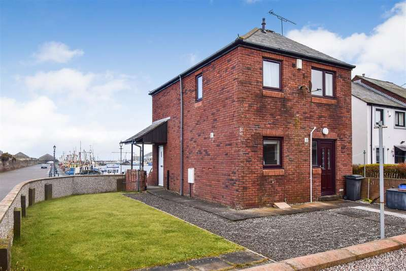 3 Bedrooms Semi Detached House for sale in Ismay Wharf, Maryport