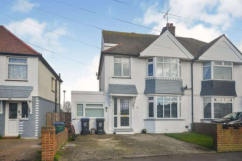 5 Bedrooms Semi Detached House for sale in Rumfields Road, Broadstairs, CT10