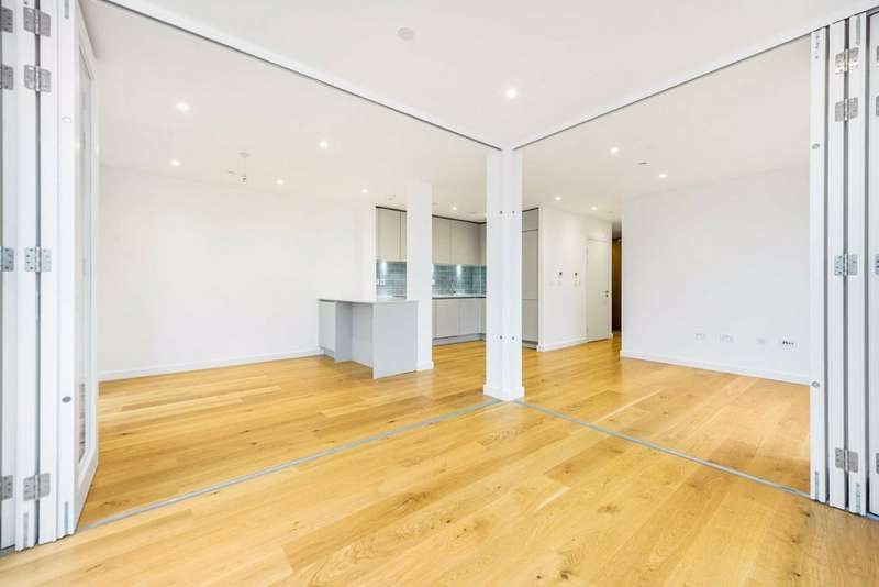 2 Bedrooms Property for sale in 11 Mapleton Crescent, Wandsworth, London, SW18