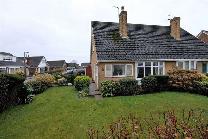 2 Bedrooms Semi Detached Bungalow for sale in Boston Road, St Annes