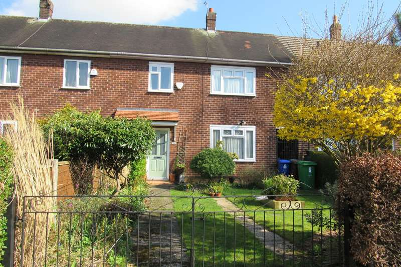 3 Bedrooms Terraced House for sale in Rathmell Road, Manchester, M23