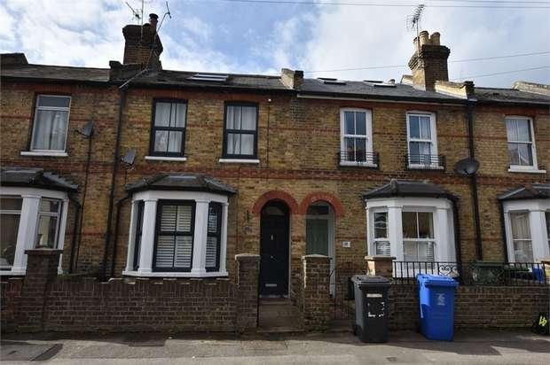 4 Bedrooms Terraced House for sale in Vansittart Road, Windsor, Berkshire