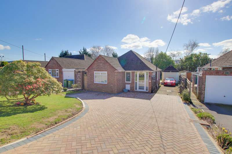 3 Bedrooms Detached Bungalow for sale in Portsmouth Road, Sholing