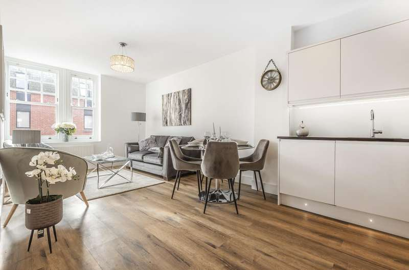 2 Bedrooms Flat for sale in The Broadway, Wimbledon, SW19