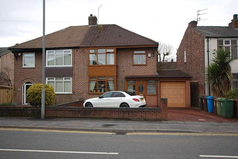 4 Bedrooms Semi Detached House for sale in Ashton Road East, Failsworth, Manchester, M35