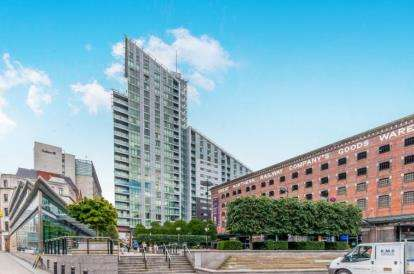 2 Bedrooms Flat for sale in Flat B 6-2, 1 Watson Street, Manchester, Greater Manchester