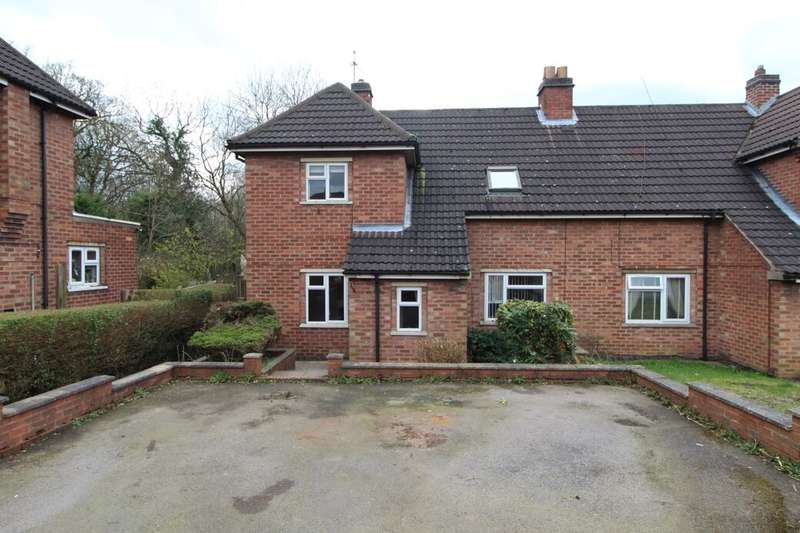 3 Bedrooms Semi Detached House for sale in St Bernards Road, Whitwick, Coalville, LE67