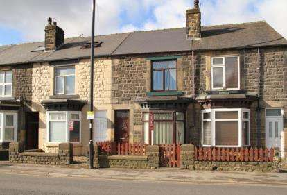 3 Bedrooms Terraced House for sale in Penistone Road North, Sheffield, South Yorkshire
