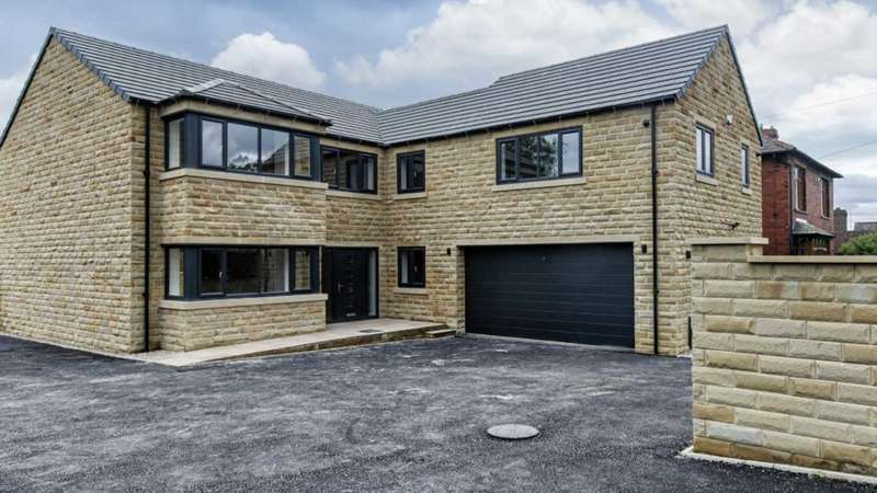 5 Bedrooms Detached House for sale in 1066 Bradford Road, Birstall, WF17 9JB