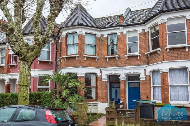 3 Bedrooms Terraced House for sale in Langham Road, Harringay, London, N15