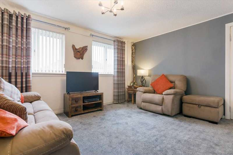 1 Bedroom Apartment Flat for sale in Findhorn Place, Gardenhall, EAST KILBRIDE