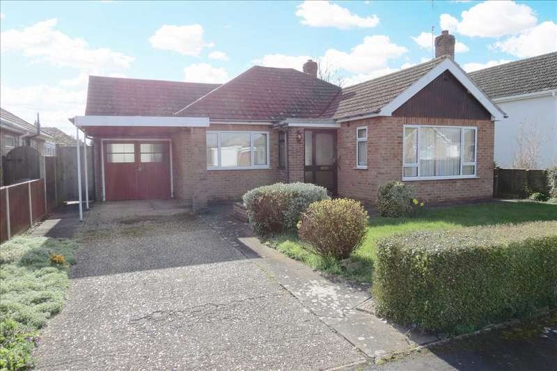2 Bedrooms Detached Bungalow for sale in Northwood Drive, Sleaford
