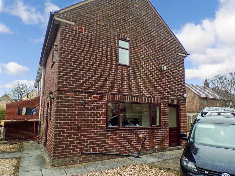 2 Bedrooms Semi Detached House for sale in Barnside, Euxton, Chorley