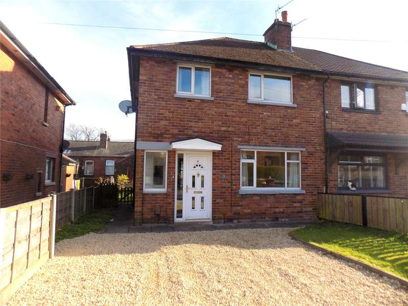 3 Bedrooms Semi Detached House for sale in Randolph Road, Kearsley, Bolton, Greater Manchester, BL4