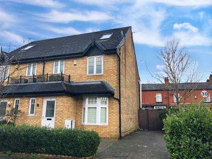 3 Bedrooms Semi Detached House for sale in Abbey Close, Bolton, Greater Manchester, BL3