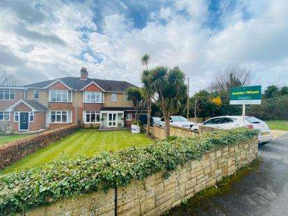 4 Bedrooms Semi Detached House for sale in Swanwick, Hampshire