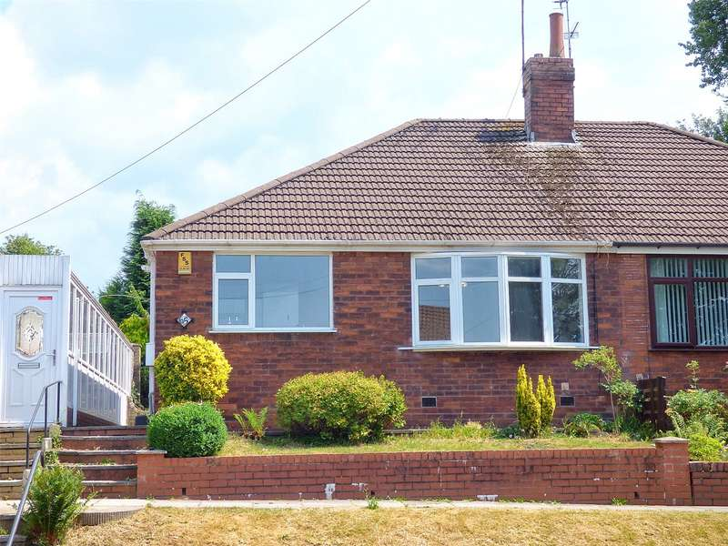 2 Bedrooms Semi Detached Bungalow for sale in Sandy Lane, Middleton, Manchester, M24