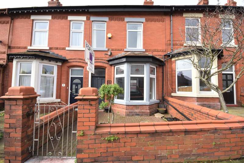 3 Bedrooms Terraced House for sale in Olive Grove, Blackpool