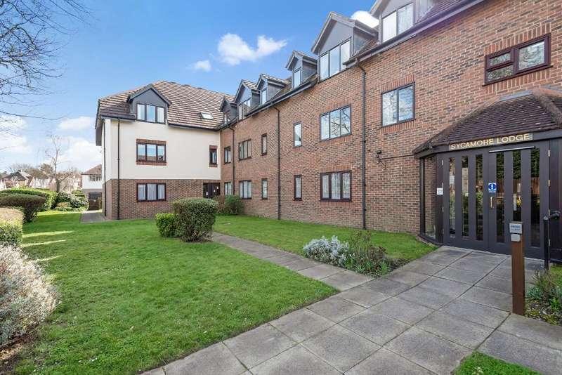 2 Bedrooms Flat for sale in Sevenoaks Road, Orpington, Kent, BR6 9JL