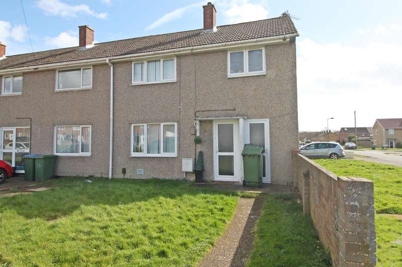 3 Bedrooms End Of Terrace House for sale in Bramshott Road, Southampton, SO19 9ND