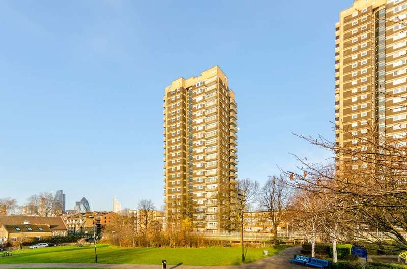 2 Bedrooms Flat for sale in Hindmarsh Close, Shadwell, E1