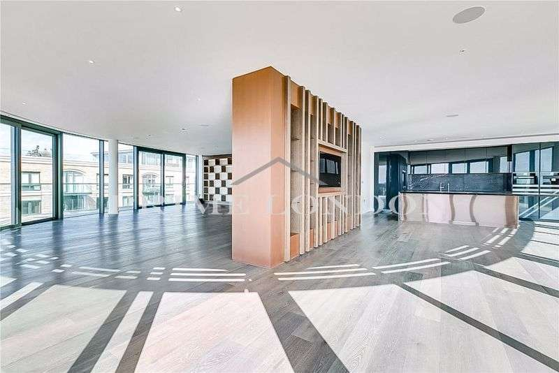 5 Bedrooms Property for sale in Goldhurst House, Fulham Reach, London
