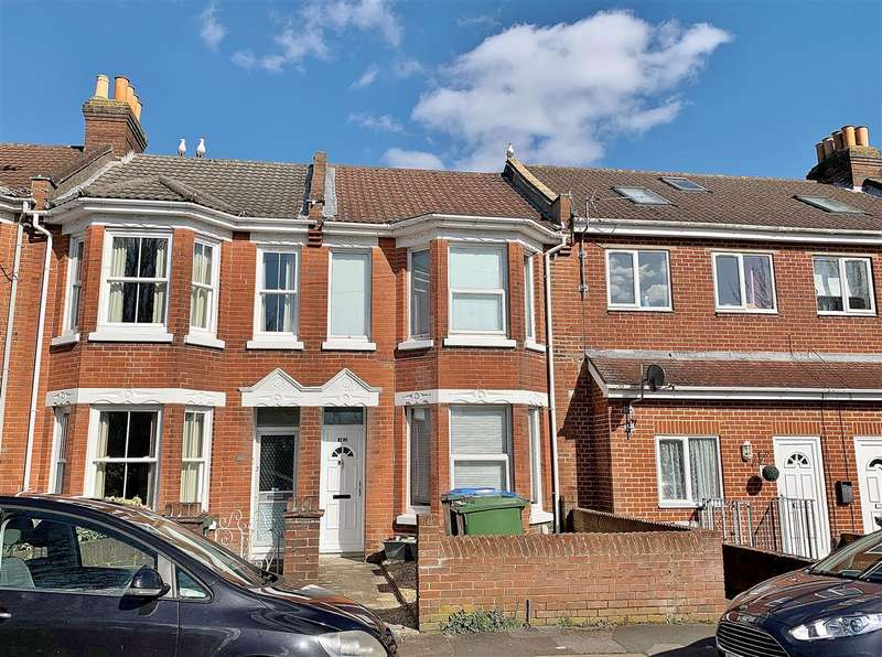 5 Bedrooms Terraced House for sale in Wilton Road, Upper Shirley, Southampton