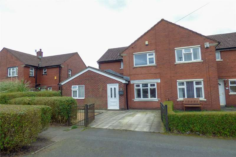 4 Bedrooms Semi Detached House for sale in Westmorland Avenue, Ashton-under-Lyne, Greater Manchester, OL7