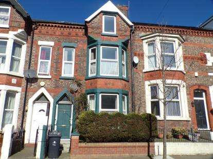 5 Bedrooms Terraced House for sale in Wadham Road, Bootle, Liverpool, Merseyside, L20