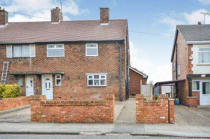 4 Bedrooms Semi Detached House for sale in Forest Road, Sutton-In-Ashfield, Nottinghamshire, Notts