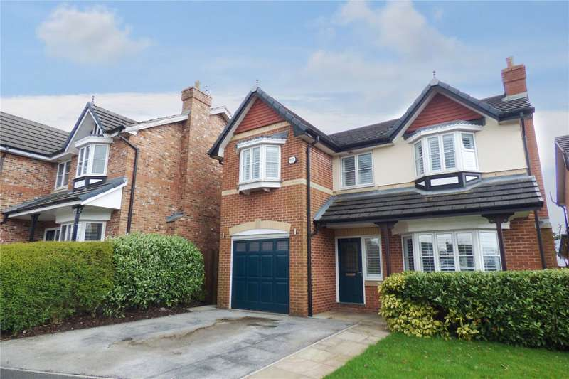 4 Bedrooms Detached House for sale in Withins Hall Road, Woodhouses, Failsworth, Manchester, M35