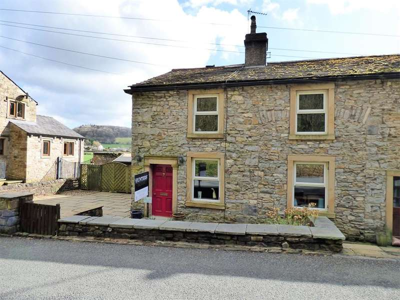 3 Bedrooms End Of Terrace House for sale in Bank Hall Cottages, Sawley, Nr Clitheroe