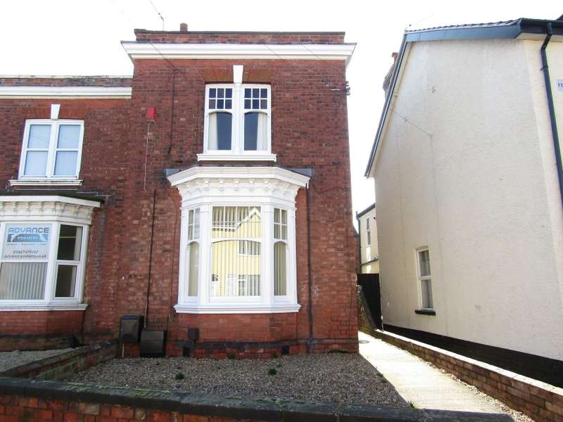Block Of Apartments Flat for sale in 3 Gladstone Street, Gainsborough, Lincolnshire