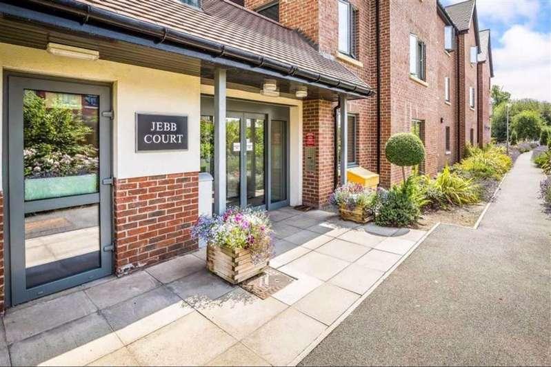 1 Bedroom Apartment Flat for sale in Jebb Court, Ellesmere