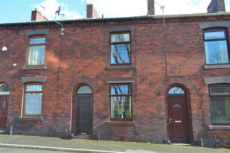 2 Bedrooms Terraced House for sale in Watts Street, Hollins, Oldham, OL8 3TN