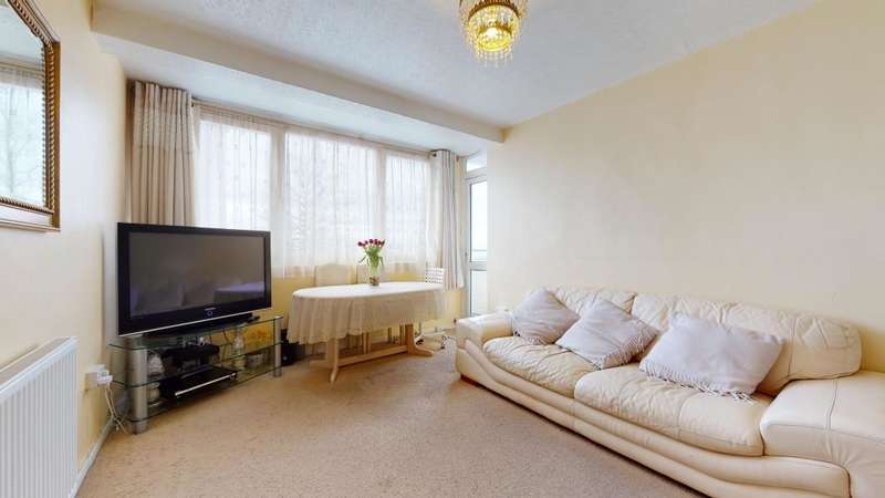 2 Bedrooms Apartment Flat for sale in Charlotte Terrace, London, N1