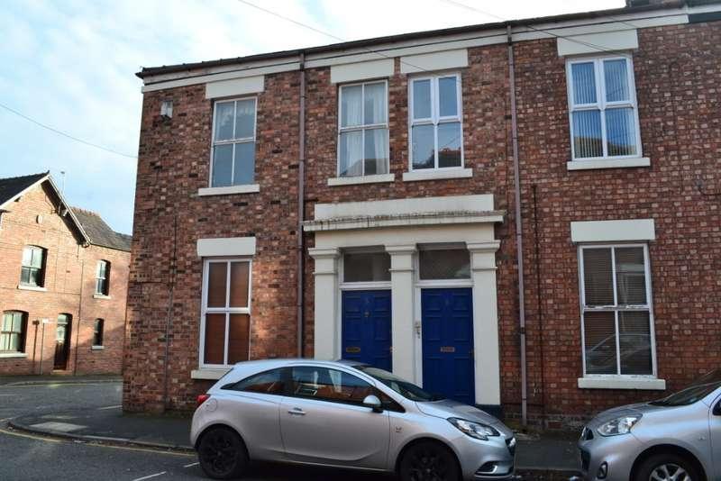 1 Bedroom Flat for sale in Acton Terrace, Swinley, Wigan, WN1 2AQ