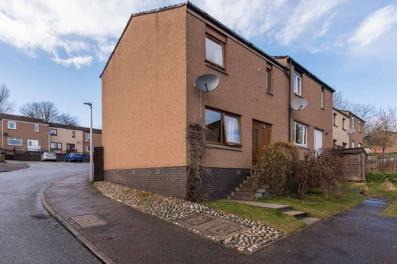 2 Bedrooms Semi Detached House for sale in Lawers Way, Inverness, Highland, IV3 8NX