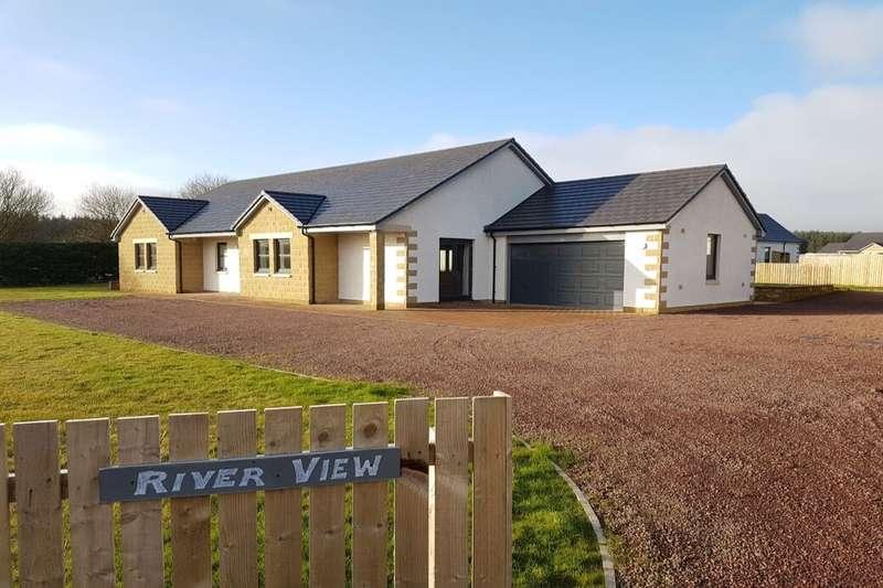 4 Bedrooms Detached Bungalow for sale in Muirhouse Lane, Cleghorn, Lanark, ML11