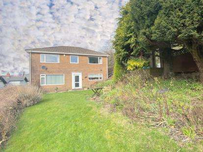 4 Bedrooms Detached House for sale in Bryntirion Road, Merthyr Tydfil