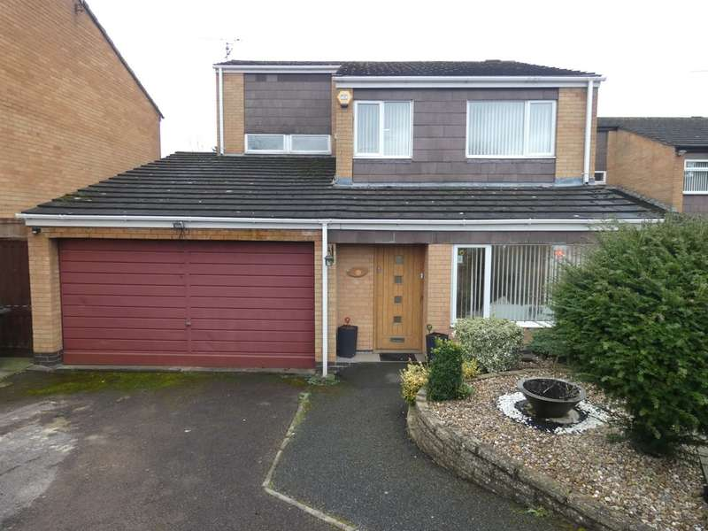 4 Bedrooms Detached House for sale in The Hollow, Evington Village, Evington, Leicester