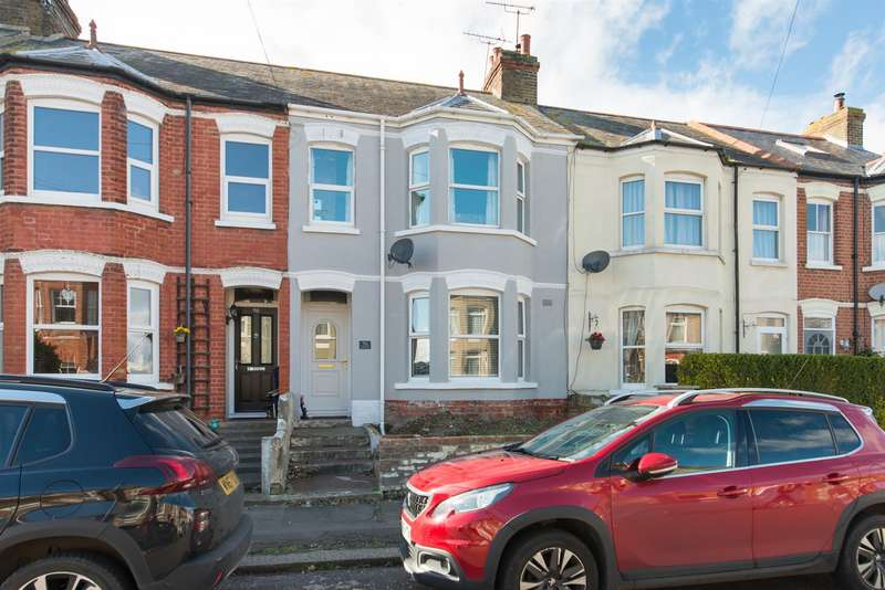 3 Bedrooms Terraced House for sale in Victoria Avenue, WESTGATE-ON-SEA