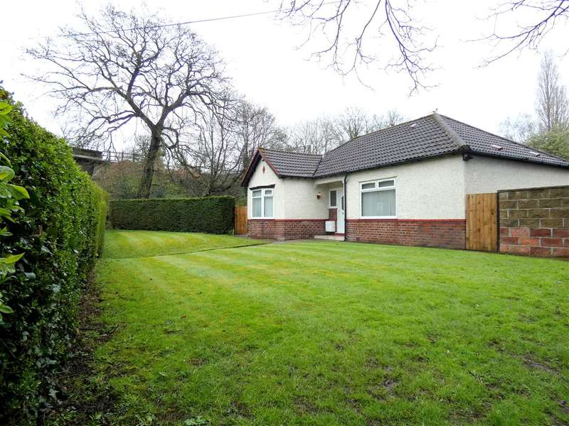 2 Bedrooms Bungalow for sale in Archway Road, Huyton, Liverpool