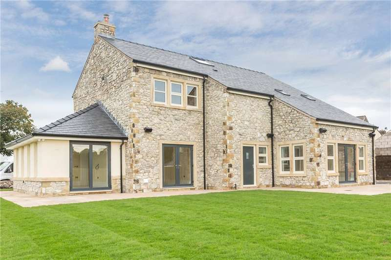 4 Bedrooms Detached House for sale in Bowland View, Mill Lane, Gisburn, Clitheroe