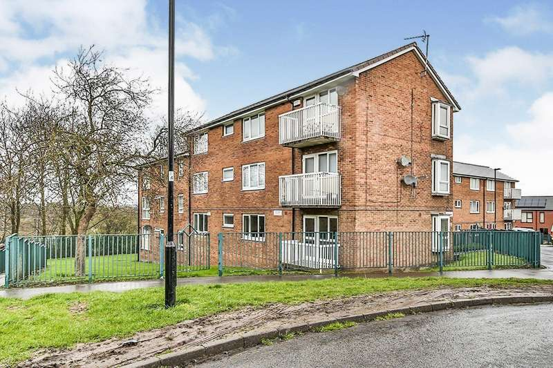 2 Bedrooms Apartment Flat for sale in Scotia Drive, Sheffield, South Yorkshire, S2