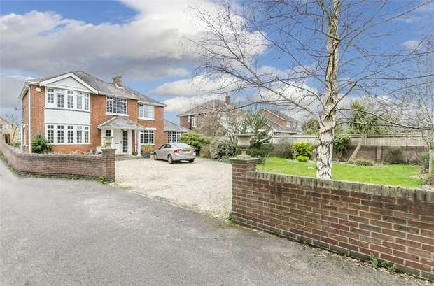 3 Bedrooms Detached House for sale in Botley Road, Horton Heath, EASTLEIGH, Hampshire