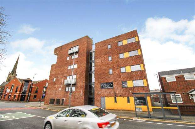 2 Bedrooms Apartment Flat for sale in Little Alex, 1 Alexandra Road, Manchester