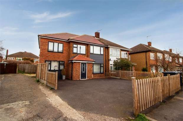 5 Bedrooms Semi Detached House for sale in Cadmore Lane, Cheshunt, Waltham Cross, Hertfordshire